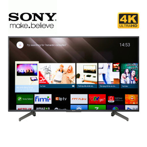 tivi android Sony KD-55X8000G