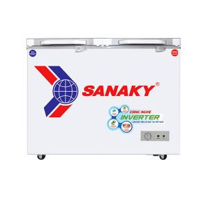Tủ Đông mặt kính cường lực Sanaky VH-2599A4K